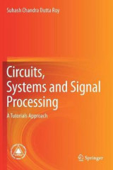 Omslag - Circuits, Systems and Signal Processing