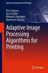 Omslag - Adaptive Image Processing Algorithms for Printing