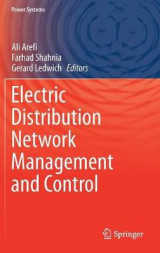 Omslag - Electric Distribution Network Management and Control