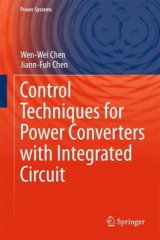 Omslag - Control Techniques for Power Converters with Integrated Circuit