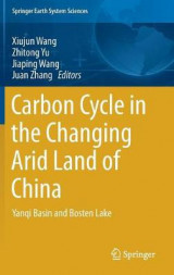 Omslag - Carbon Cycle in the Changing Arid Land of China