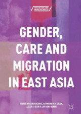 Omslag - Gender, Care and Migration in East Asia