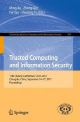 Omslag - Trusted Computing and Information Security