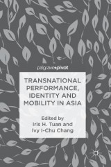Omslag - Transnational Performance, Identity and Mobility in Asia