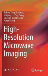 Omslag - High-Resolution Microwave Imaging