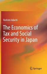 Omslag - The Economics of Tax and Social Security in Japan