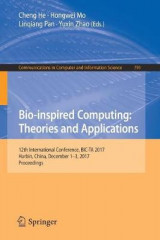 Omslag - Bio-inspired Computing: Theories and Applications