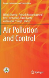 Omslag - Air Pollution and Control