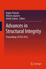 Omslag - Advances in Structural Integrity