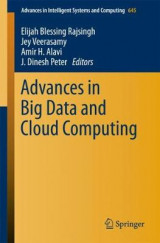 Omslag - Advances in Big Data and Cloud Computing