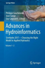 Omslag - Advances in Hydroinformatics
