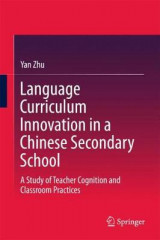 Omslag - Language Curriculum Innovation in a Chinese Secondary School