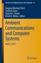 Omslag - Ambient Communications and Computer Systems