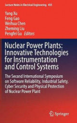 Omslag - Nuclear Power Plants: Innovative Technologies for Instrumentation and Control Systems
