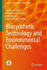 Omslag - Biosynthetic Technology and Environmental Challenges