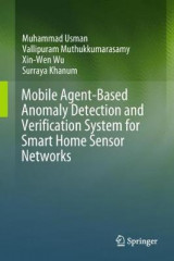 Omslag - Mobile Agent-Based Anomaly Detection and Verification System for Smart Home Sensor Networks