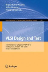 Omslag - VLSI Design and Test