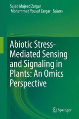Omslag - Abiotic Stress-Mediated Sensing and Signaling in Plants: An Omics Perspective