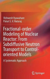 Omslag - Fractional-order Modeling of Nuclear Reactor: From Subdiffusive Neutron Transport to Control-oriented Models