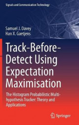 Omslag - Track-Before-Detect Using Expectation Maximisation