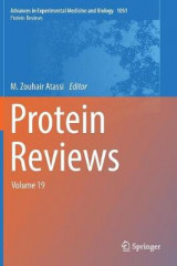 Omslag - Protein Reviews