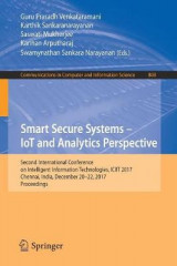 Omslag - Smart Secure Systems - IoT and Analytics Perspective