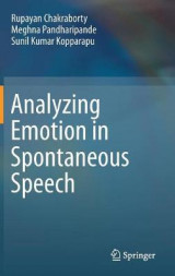 Omslag - Analyzing Emotion in Spontaneous Speech