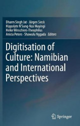 Omslag - Digitisation of Culture: Namibian and International Perspectives