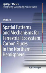 Omslag - Spatial Patterns and Mechanisms for Terrestrial Ecosystem Carbon Fluxes in the Northern Hemisphere