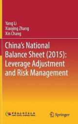 Omslag - China's National Balance Sheet (2015): Leverage Adjustment and Risk Management