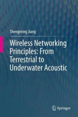 Omslag - Wireless Networking Principles: From Terrestrial to Underwater Acoustic