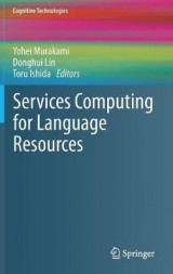 Omslag - Services Computing for Language Resources
