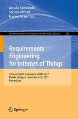 Omslag - Requirements Engineering for Internet of Things