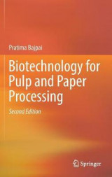 Omslag - Biotechnology for Pulp and Paper Processing