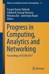 Omslag - Progress in Computing, Analytics and Networking