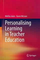 Omslag - Personalising Learning in Teacher Education