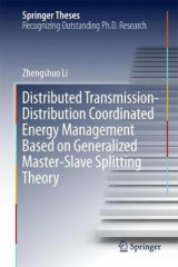 Omslag - Distributed Transmission-Distribution Coordinated Energy Management Based on Generalized Master-Slave Splitting Theory