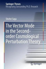 Omslag - The Vector Mode in the Second-order Cosmological Perturbation Theory