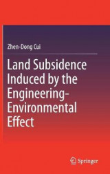 Omslag - Land Subsidence Induced by the Engineering-Environmental Effect