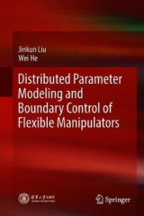 Omslag - Distributed Parameter Modeling and Boundary Control of Flexible Manipulators