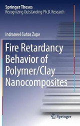 Omslag - Fire Retardancy Behavior of Polymer/Clay Nanocomposites