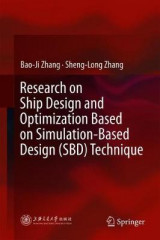 Omslag - Research on Ship Design and Optimization Based on Simulation-Based Design (SBD) Technique