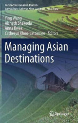 Omslag - Managing Asian Destinations