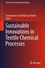 Omslag - Sustainable Innovations in Textile Chemical Processes