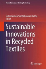 Omslag - Sustainable Innovations in Recycled Textiles