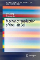 Omslag - Mechanotransduction of the Hair Cell