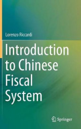 Omslag - Introduction to Chinese Fiscal System