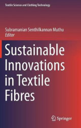 Omslag - Sustainable Innovations in Textile Fibres