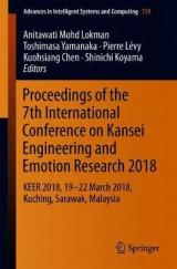 Omslag - Proceedings of the 7th International Conference on Kansei Engineering and Emotion Research 2018