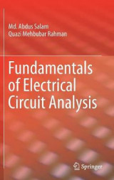 Omslag - Fundamentals of Electrical Circuit Analysis
